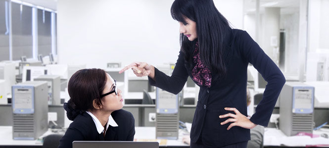Bullying In The Workplace