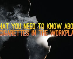 What You Need To Know About E-cigarettes In The Workplace