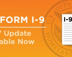New Form I-9 Updated For 2017 Is Available Now