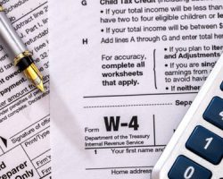 IRS Releases 2018 Form W-4 And Updated Withholding Calculator