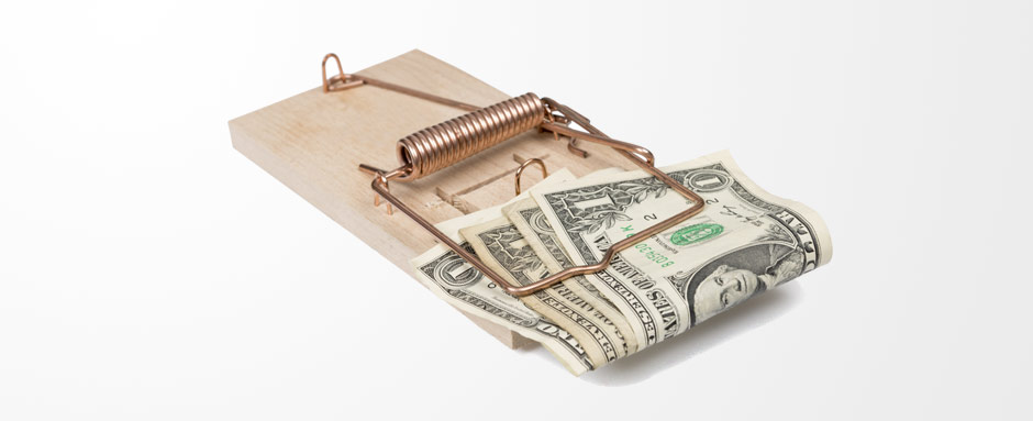 mousetrap with money because paying employees less can cost more