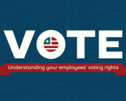 Understanding Your Employees' Voting Rights
