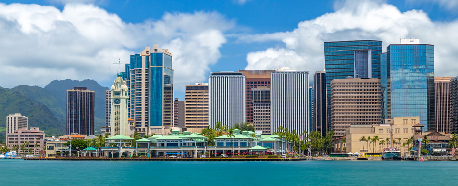 Downtown Honolulu and New Hawaii Labor Laws