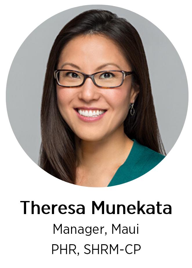 Theresa Munekata