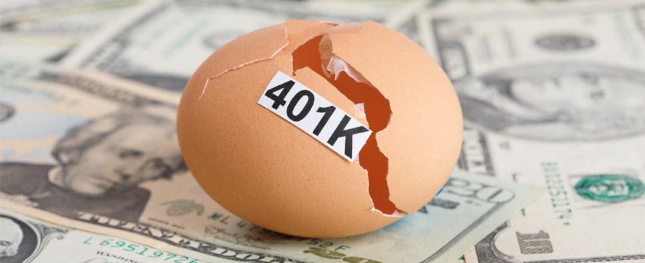 CARES Act Allows 401(k) Participants To Crack Into Savings