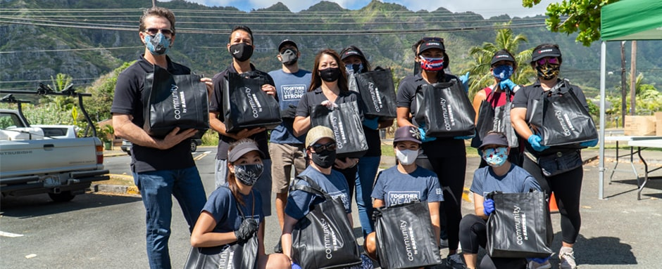 Community By ALTRES Providing Food For Oahu Communities