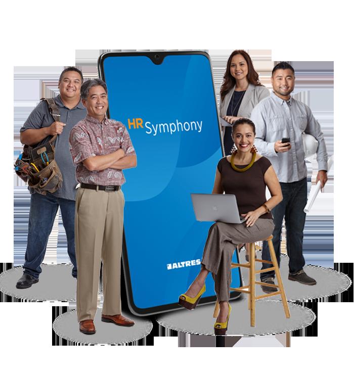 HR Symphony Customers