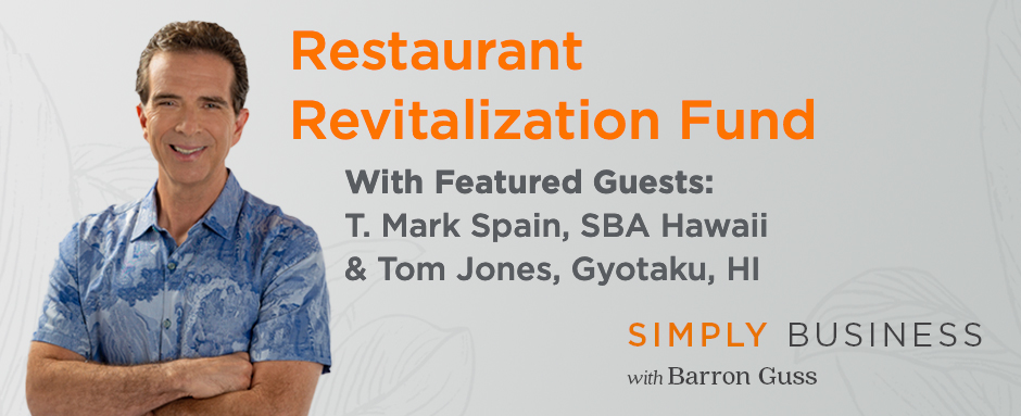 Simply Business: Navigating The Restaurant Revitalization Fund