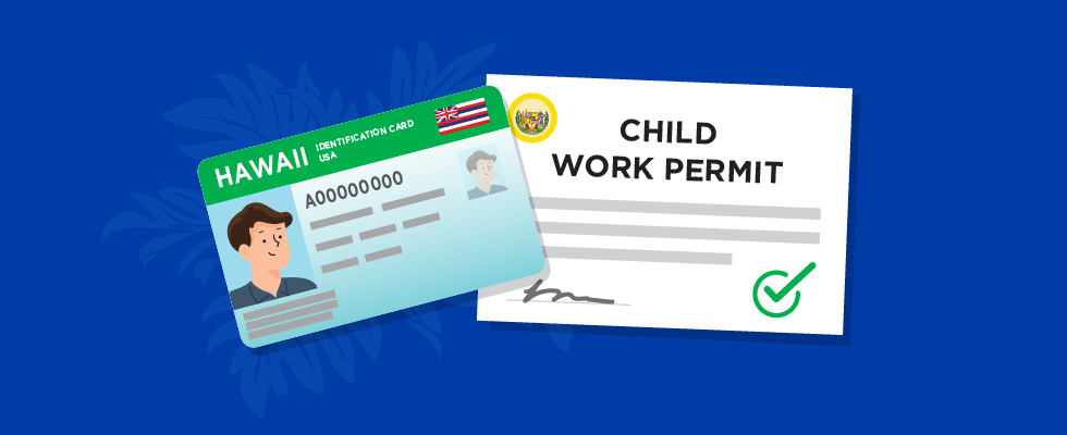 hiring youth in hawaii - child work permit