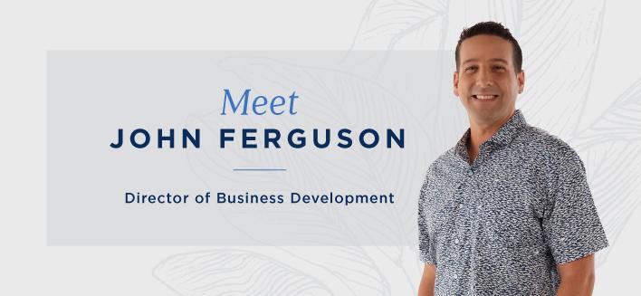 Personnel Spotlight: Meet John Ferguson